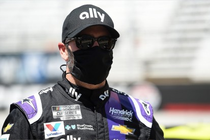 Johnson to return to NASCAR Cup field for Kentucky after COVID-19 test