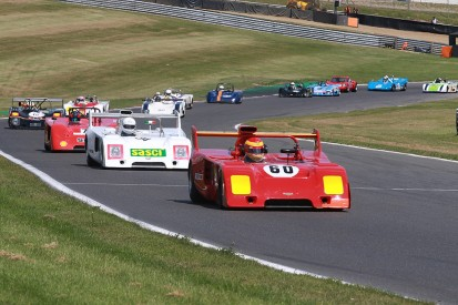 Support grows ahead of UK historic racing comeback