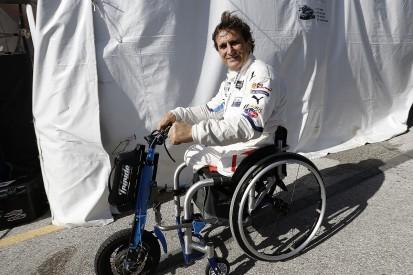 Ex-F1 racer Zanardi undergoes third surgery lasting five hours