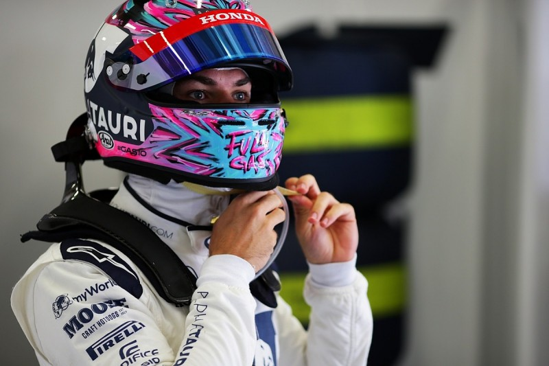 AlphaTauri almost retired Gasly from Austrian GP with braking problems