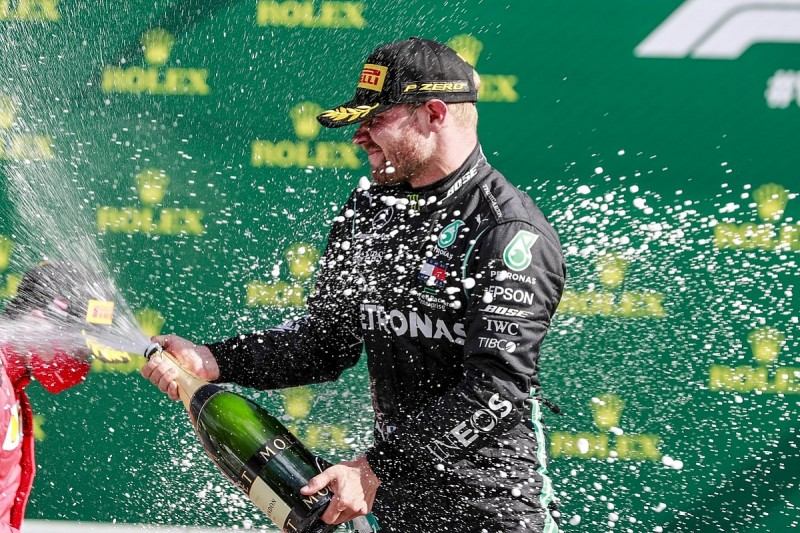 """Bottas: Austria GP win not easy as Mercedes feared """"instant kill"""" gearbox issue"""