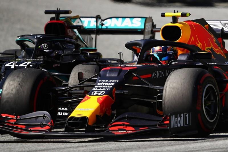 "Wolff: Hamilton's Austrian GP time penalty for Albon clash ""too harsh"""