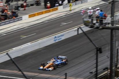 Dixon: Indy GP favoured Ganassi's aggressive strategy