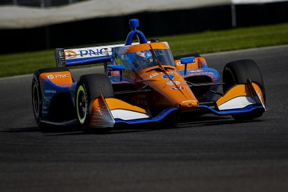 Dixon eases to GP of Indy victory as caution period thwarts Power