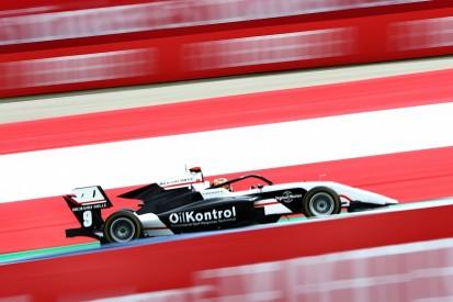Fernandez takes last-gasp Formula 3 pole in Austria