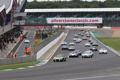 Crowdfunding campaign launched for Silverstone Classic