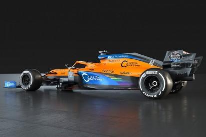 McLaren F1 team reveals tweaked #WeRaceAsOne livery with 'End Racism' messaging