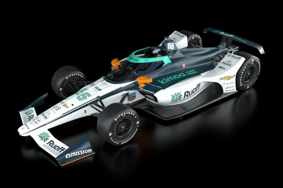 Alonso reveals livery for Indianapolis 500 return with McLaren