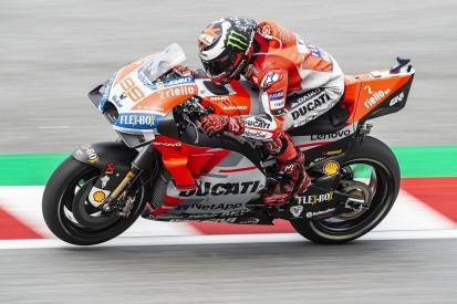 Lorenzo rubbishes rumours of Ducati MotoGP return in 2021