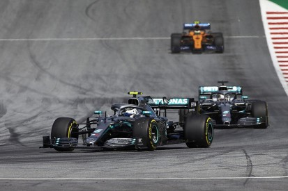 """Wolff: Great F1 show will overcome """"weirdness"""" of closed door races"""