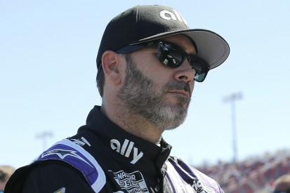 NASCAR champion Johnson to test Ganassi IndyCar on IMS road course