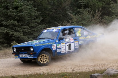 British Historic Rally Championship cancelled