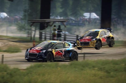 Hansen takes World RX Esports points lead as Pailler wins on debut