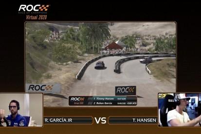 Grosjean/Baldwin win Virtual Race of Champions, Hansen triumphs in solo event