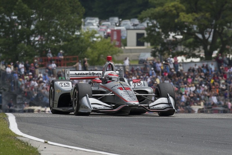 IndyCar allows fans to return for Road America double-header