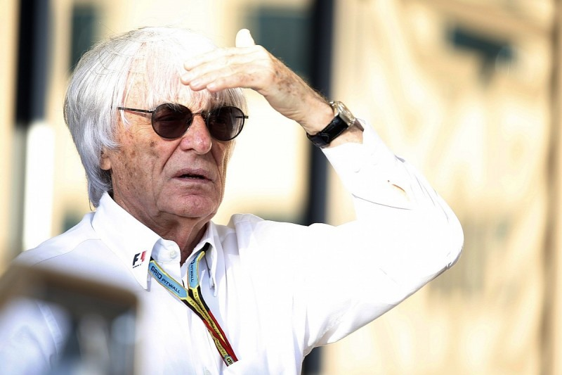 """F1: Ecclestone's racism comments """"have no place in society"""""""