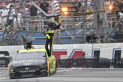 "Blaney hopeful NASCAR Talladega win ""opens the floodgates"""