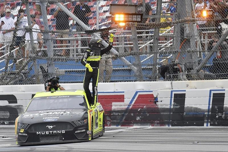 "Blaney hopeful NASCAR Talladega win ""opens the floodgates"""