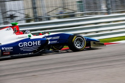 Beckmann replaces DeFrancesco at Trident for 2020 F3 season