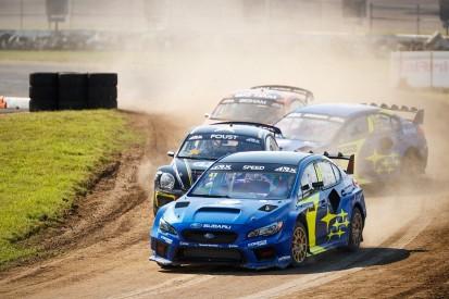 FIA rule change would allow Subaru World RX entry in 2021