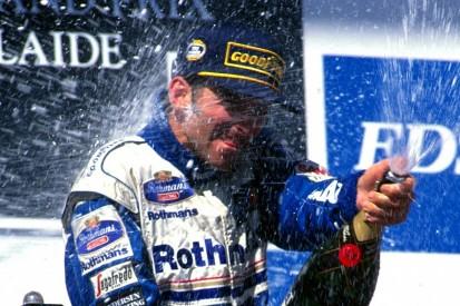 F1 world champion Damon Hill items raise £33,000 in FIA charity auction