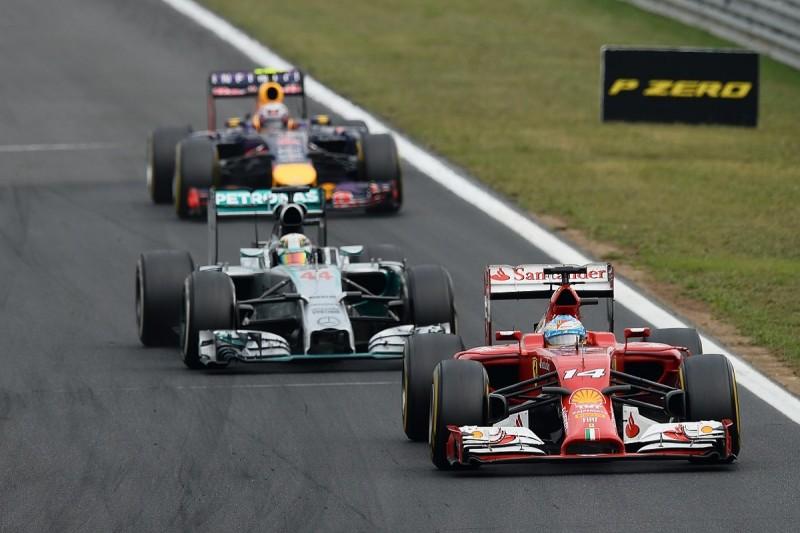 When Ricciardo surprised amid a predictable F1 season