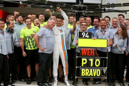 Austria 2016 retrospective: The final stand of F1's last true minnow team