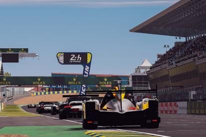 Virtual Le Mans 24 Hours event raises €21,500 for COVID vaccine research