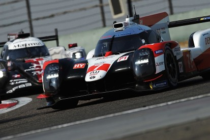 Toyota 'disappointed' not to show absolute potential on LMP1 swansong