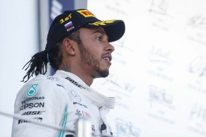 Hamilton launches new commission to improve diversity in motorsport
