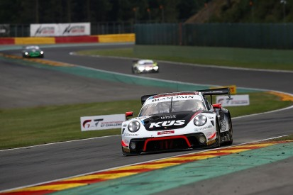 GT News: Bernhard pulls single-car entry out of Spa 24 Hours