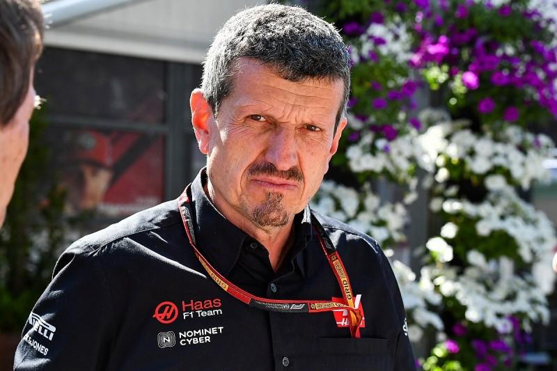 """Steiner dismisses Haas F1 team sale rumours as """"storm in a teacup"""""""