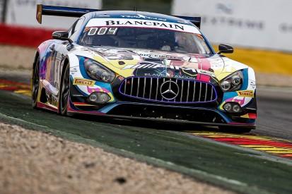 Factory Mercedes GT squad Black Falcon quits top-line GT3 racing