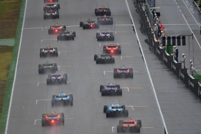 F1 strong enough to park reversed grids talk if trial was unsuccessful - Steiner