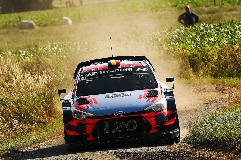 Ypres Rally organisers in talks to host first Belgium WRC round