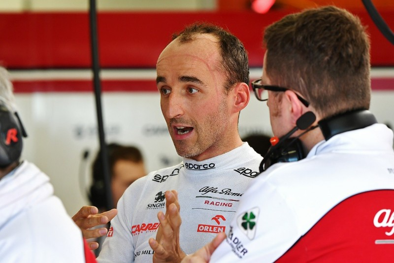 Kubica laughing to think 2020 schedule would be too busy