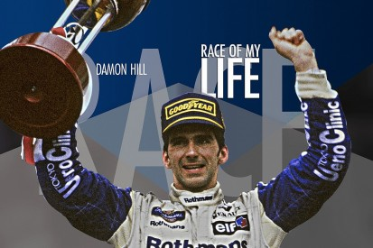 Race of My Life: Damon Hill on the 1994 F1 Japanese Grand Prix