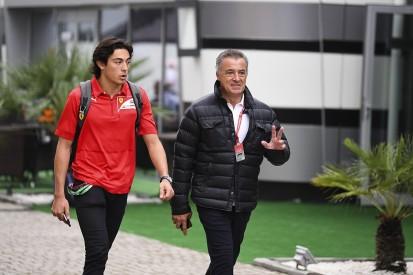 Alesi fears sponsorship crisis in junior racing ranks