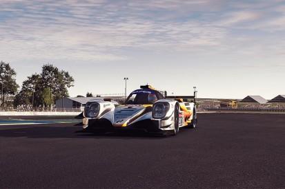 Norris/Verstappen rejoin Virtual Le Mans 24 after Hour 19 red flag