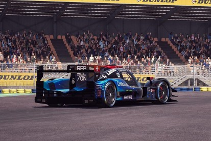 Le Mans 24 Virtual: #1 Rebellion repels late ByKolles charge for victory
