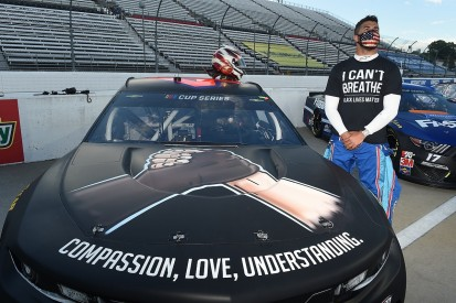 """NASCAR's Wallace should be """"proud"""" of his activism against racial injustice"""