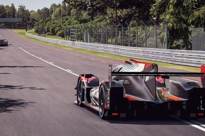 Le Mans Virtual Hour 1: Van der Linde leads for E-Team WRT ahead of Veloce's Vandoorne