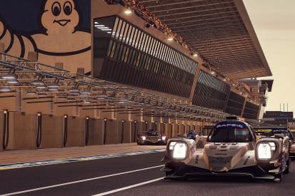 Le Mans Virtual Hour 8: Veloce's Murphy holds narrow lead over Verstappen's Redline crew