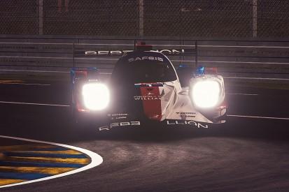 Le Mans Virtual Hour 12: Rebellion Williams 1-2 at half-distance, Verstappen/Norris out