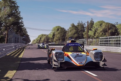 The team behind Verstappen and Norris' Le Mans Virtual charge