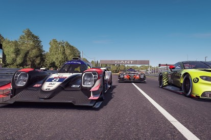 How an all-star cast is preparing for a virtual Le Mans 24 Hours
