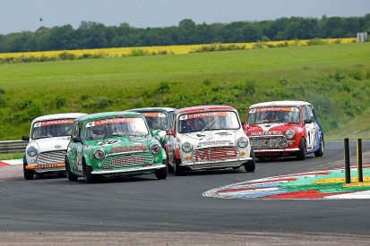 Mini 7 Racing Club set to feature on Brands Hatch BTCC support bill