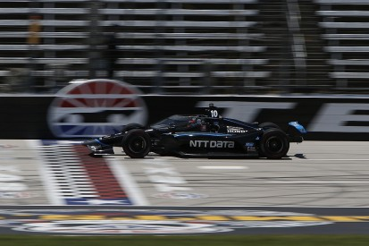 Rosenqvist credits Texas IndyCar oval success to Franchitti visit