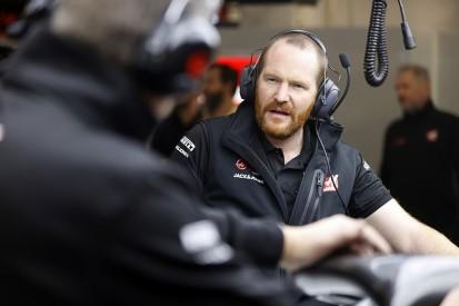 My job in F1: Haas chief mechanic Matt Scott