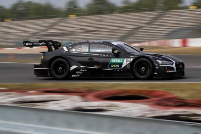 Habsburg leads Audi charge on day three of DTM Nurburgring test